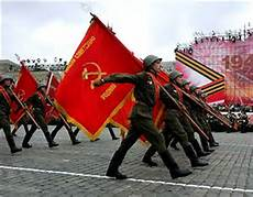 marching commies